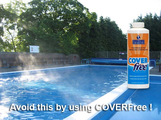 Coverfree Benefits Liquid Pool Cover