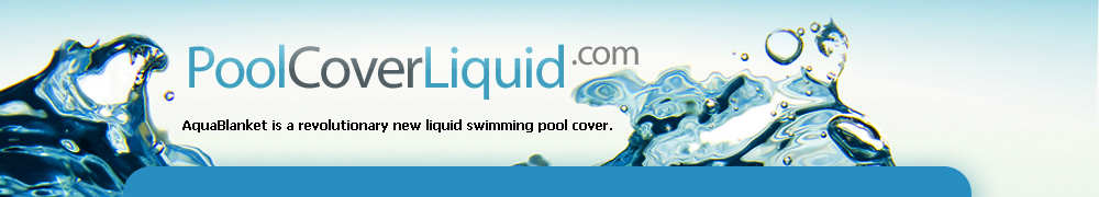 Pool Cover Liquid